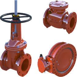 In-Plant Valve Products
