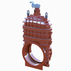 Rotating Disc Gate Valves (AWWA C500)